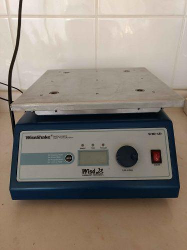 Wiseshake SHO-1D orbital çalkalayıcı - Wisd Laboratory instruments