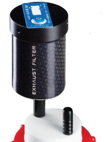 HPLC atık şişesi güvenlik kapak seti, 3 yollu, GL45 tipi
